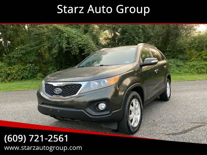 2012 Kia Sorento for sale at Starz Auto Group in Delran NJ
