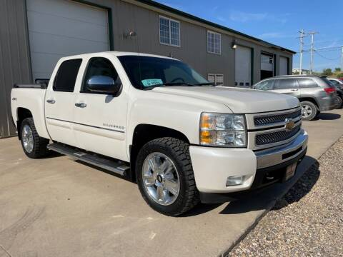 2012 Chevrolet Silverado 1500 for sale at Northern Car Brokers in Belle Fourche SD