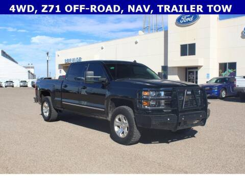 2014 Chevrolet Silverado 1500 for sale at STANLEY FORD ANDREWS in Andrews TX