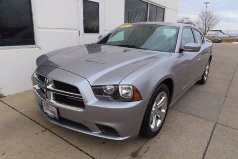 2013 Dodge Charger for sale at HILAND TOYOTA in Moline IL
