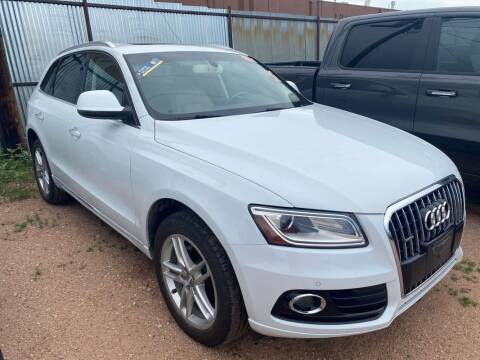 2015 Audi Q5 for sale at Street Smart Auto Brokers in Colorado Springs CO