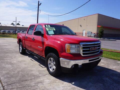 2012 GMC Sierra 1500 for sale at BLUE RIBBON MOTORS in Baton Rouge LA