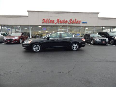 2011 Honda Accord for sale at Mira Auto Sales in Dayton OH