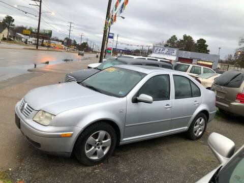 2003 Volkswagen Jetta for sale at AFFORDABLE USED CARS in Richmond VA