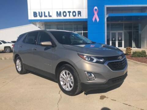 2018 Chevrolet Equinox for sale at BULL MOTOR COMPANY in Wynne AR