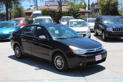 2010 Ford Focus for sale at Car 1234 inc in El Cajon CA