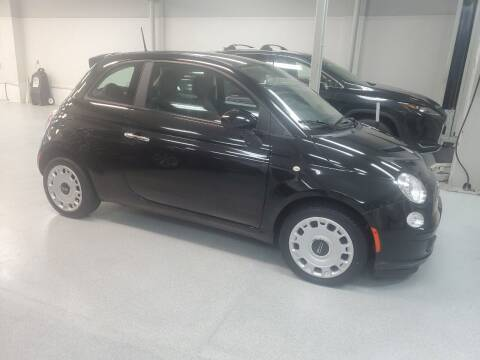 2013 FIAT 500 for sale at Towne Auto Sales in Kearny NJ