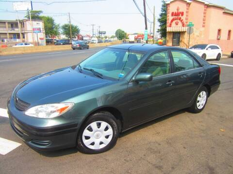 2003 Toyota Camry for sale at Cali Auto Sales Inc. in Elizabeth NJ