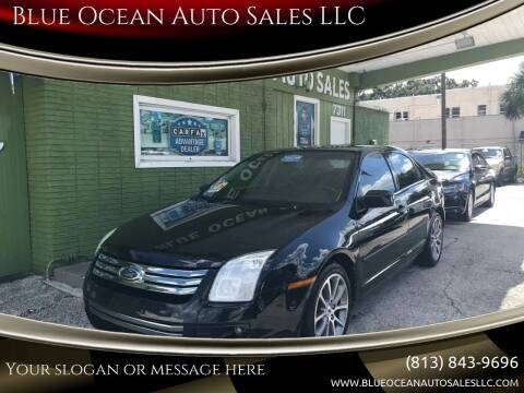 2009 Ford Fusion for sale at Blue Ocean Auto Sales LLC in Tampa FL
