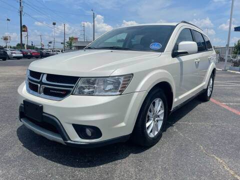2013 Dodge Journey for sale at SOLID MOTORS LLC in Garland TX