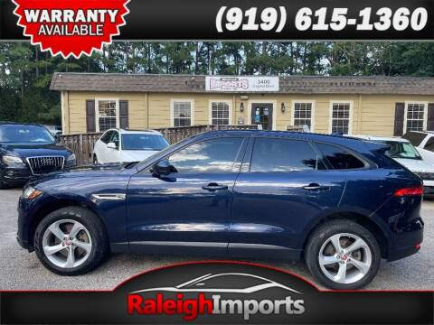 2017 Jaguar F-PACE for sale at Raleigh Imports in Raleigh NC