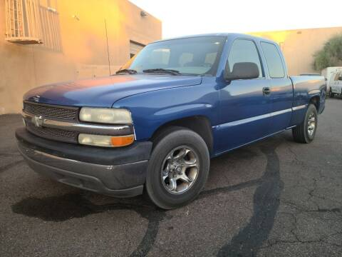 2002 Chevrolet Silverado 1500 for sale at Arizona Auto Resource in Tempe AZ