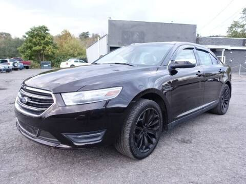 2014 Ford Taurus for sale at Simply Motors LLC in Binghamton NY
