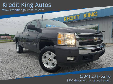 2010 Chevrolet Silverado 1500 for sale at Kredit King Autos in Montgomery AL