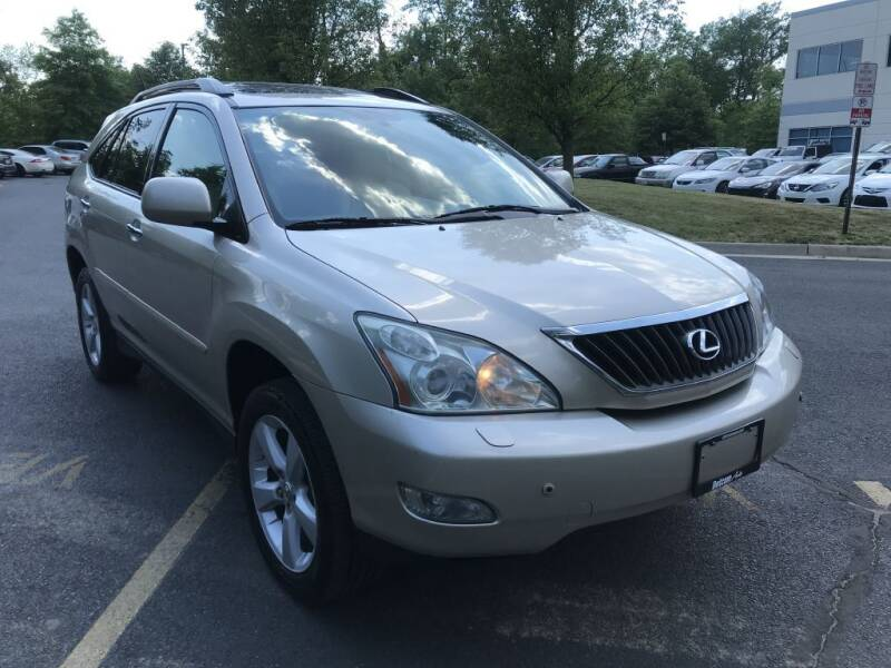 2008 Lexus RX 350 for sale at Dotcom Auto in Chantilly VA