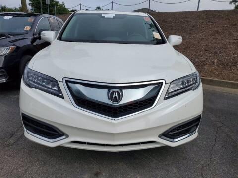 2018 Acura RDX for sale at Southern Auto Solutions - Acura Carland in Marietta GA