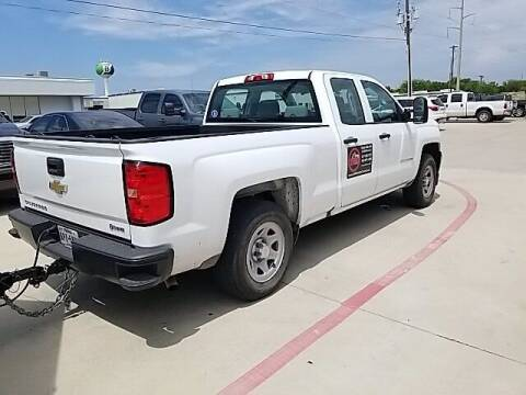 2017 Chevrolet Silverado 1500 for sale at Jerry's Buick GMC in Weatherford TX