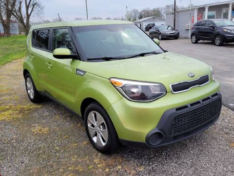 2015 Kia Soul for sale at Big A Auto Sales Lot 2 in Florence SC