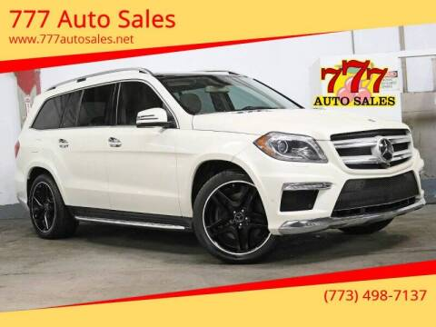 2015 Mercedes-Benz GL-Class for sale at 777 Auto Sales in Bedford Park IL