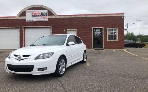 2007 Mazda MAZDA3 for sale at Family Auto Finance OKC LLC in Oklahoma City OK