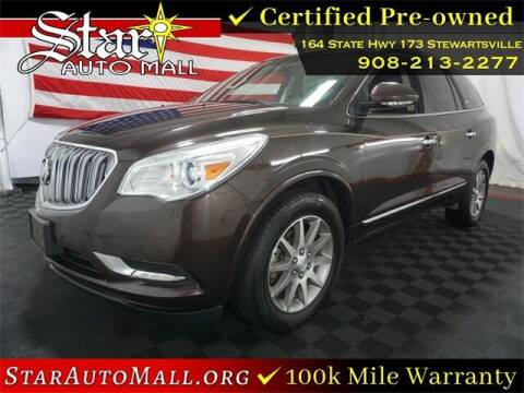 2017 Buick Enclave for sale at STAR AUTO MALL 512 in Bethlehem PA