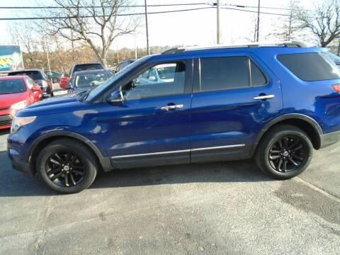 2013 Ford Explorer for sale at Gemini Auto Sales in Providence RI
