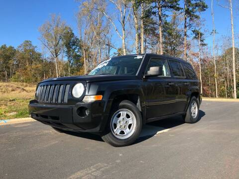 2009 Jeep Patriot for sale at El Camino Auto Sales in Sugar Hill GA