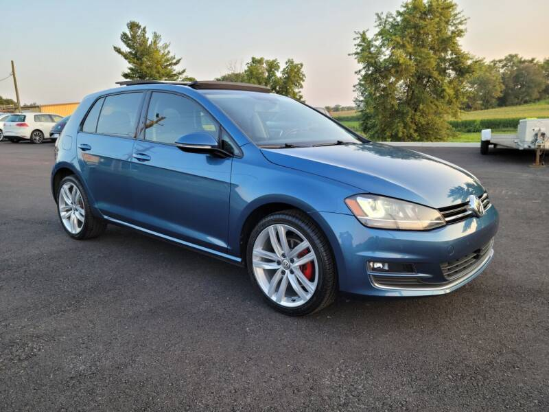 2015 Volkswagen Golf for sale at John Huber Automotive LLC in New Holland PA