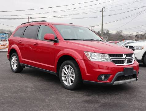 2015 Dodge Journey for sale at Hilltop Car Sales in Knox TN
