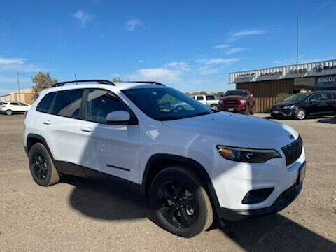 2021 Jeep Cherokee for sale at BELOIT AUTO & TRUCK PLAZA INC in Beloit KS