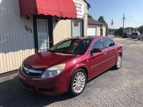 2007 Saturn Aura for sale at Mom and Pop Auto Sales LLC in Thomasville NC