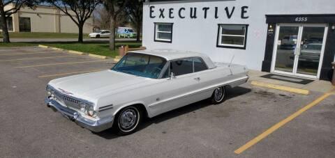 1963 Chevrolet 409 Impala for sale at Executive Automotive Service of Ocala in Ocala FL