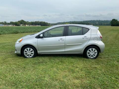 2014 Toyota Prius c for sale at Wendell Greene Motors Inc in Hamilton OH