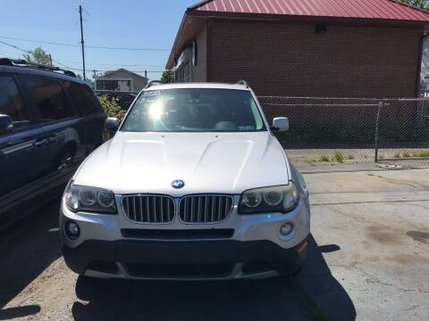 2008 BMW X3 for sale at Chambers Auto Sales LLC in Trenton NJ