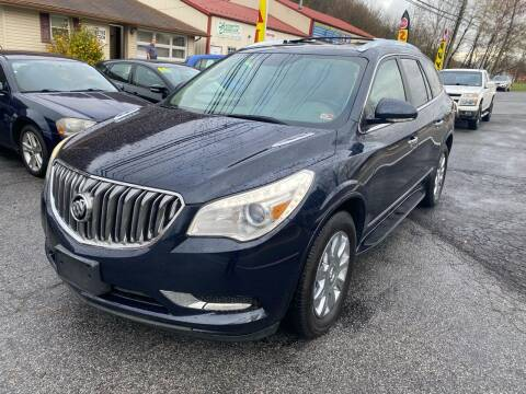 2016 Buick Enclave for sale at THE AUTOMOTIVE CONNECTION in Atkins VA