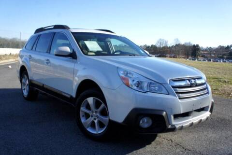 2014 Subaru Outback for sale at CU Carfinders in Norcross GA