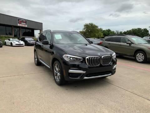 2021 BMW X3 for sale at KIAN MOTORS INC in Plano TX