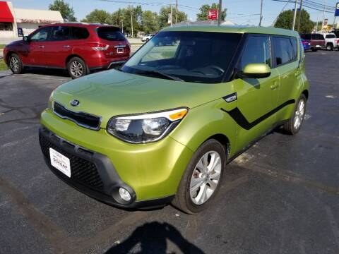 2016 Kia Soul for sale at Larry Schaaf Auto Sales in Saint Marys OH
