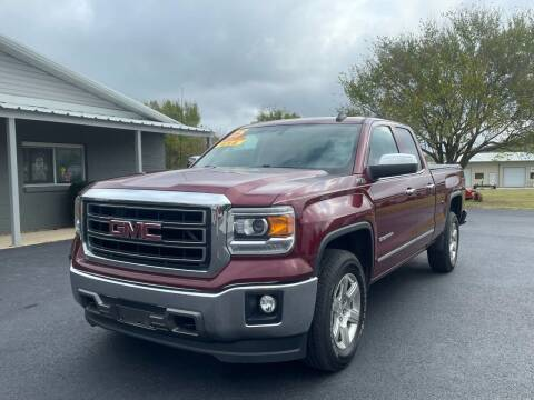 2015 GMC Sierra 1500 for sale at Jacks Auto Sales in Mountain Home AR