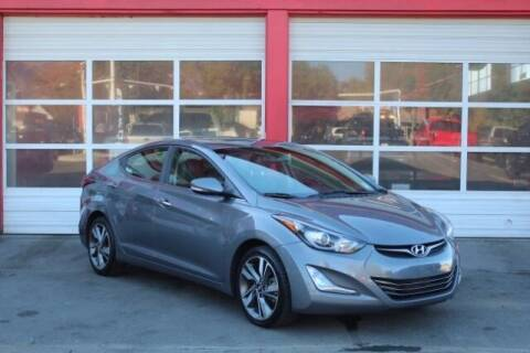2014 Hyundai Elantra for sale at Truck Ranch in Logan UT