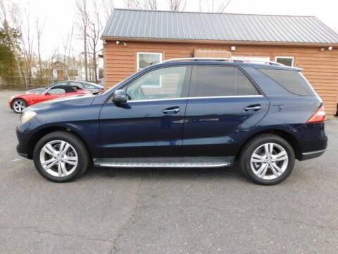 2015 Mercedes-Benz M-Class for sale at Super Cars Direct in Kernersville NC