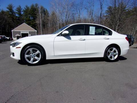 2014 BMW 3 Series for sale at Mark's Discount Truck & Auto Sales in Londonderry NH