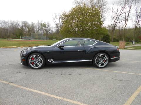 2020 Bentley Continental for sale at Bentley Zionsville in Zionsville IN