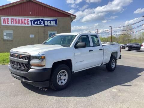 2018 Chevrolet Silverado 1500 for sale at Auto Martt, LLC in Harrodsburg KY