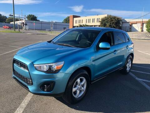 2014 Mitsubishi Outlander Sport for sale at Diana Rico LLC in Dalton GA