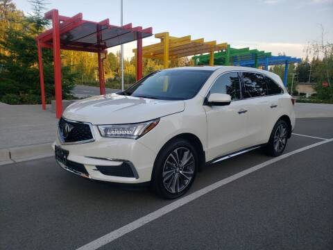 2019 Acura MDX for sale at Painlessautos.com in Bellevue WA