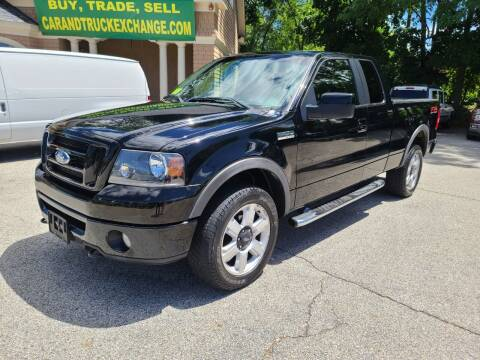2008 Ford F-150 for sale at Car and Truck Exchange, Inc. in Rowley MA