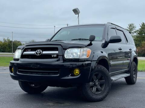 2006 Toyota Sequoia for sale at MAGIC AUTO SALES in Little Ferry NJ