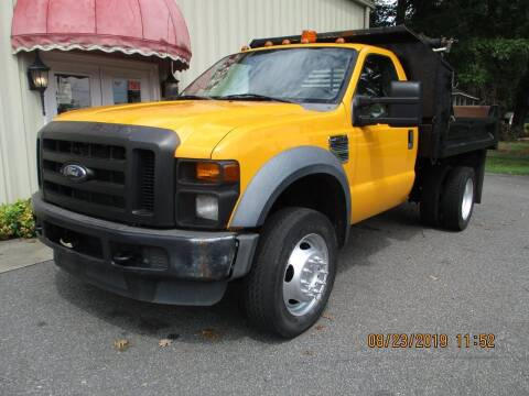 2008 Ford F-450 Super Duty for sale at Bethlehem Auto Sales LLC in Hickory NC
