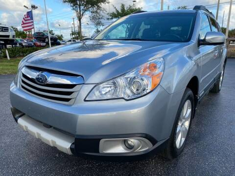 2012 Subaru Outback for sale at KD's Auto Sales in Pompano Beach FL